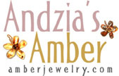 Andzia's Amber Jewelry, your source for Baltic Amber Jewelry.